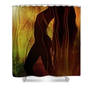 The Witches Dance... Shower Curtain