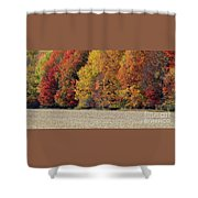 The Wonder Of Fall Shower Curtain