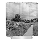 The Yorkshire Dales Uk Shower Curtain