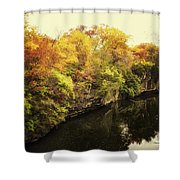 Then Autumn Arrives 07 Shower Curtain