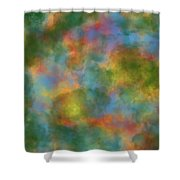 There Are All Types Of Clouds Shower Curtain