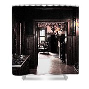 There She Is By Jrr Shower Curtain