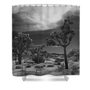 There Will Be A Way Shower Curtain by Laurie Search