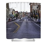 These Streets Are Made For Walking Shower Curtain