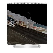 They Drive By Night Shower Curtain