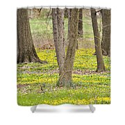 They're Not Weeds Shower Curtain