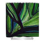 Thicket Shower Curtain