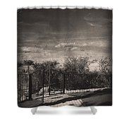 Things We May Never Know Shower Curtain by Laurie Search