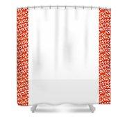 Think Creative  Elegant Border Pattern Novino Dots Bubbles Graphics For Downloads Diy Projectstempla Shower Curtain