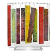 Thirty Stripes 2.0 Shower Curtain