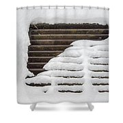 This Is Just Grate Shower Curtain
