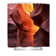 This Is The Moment Shower Curtain