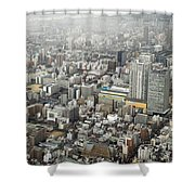 This Is Tokyo Shower Curtain