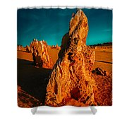 This Land Is Ours Shower Curtain