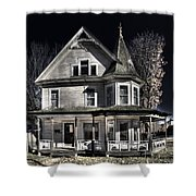This Old House Version1 Shower Curtain