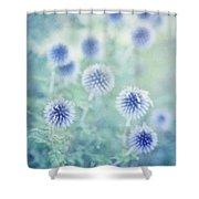 Thistle Dream Shower Curtain