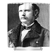 Thomas Benton Weir(1838-1876) Shower Curtain