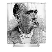 Thomas Dunn English Shower Curtain