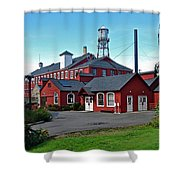 Thomas Kay Woolen Mill Shower Curtain