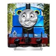 Thomas The Train Shower Curtain