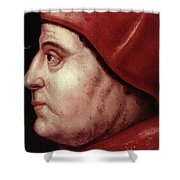 Thomas Wolsey (c1475-1530) Shower Curtain