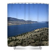 Thompson River Shower Curtain
