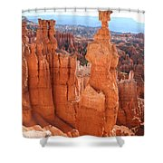 Thors Hammer - Bryce Canyon Shower Curtain