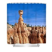 Thors Hammer, Bryce Canyon Shower Curtain