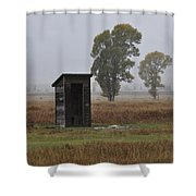 Those Were The Days Shower Curtain