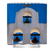 Three Bells In The Afternoon Shower Curtain
