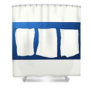 Three Sheets To The Wind Shower Curtain