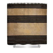 Three Steps Shower Curtain
