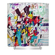 Through Humility One Will Merit A Good Memory Shower Curtain