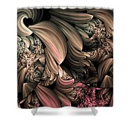 Through The Photographers Lens Abstract Shower Curtain