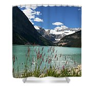 Through The Weeds Shower Curtain