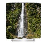 Thunder Creek Falls Shower Curtain