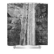 Thunder In The Air Shower Curtain
