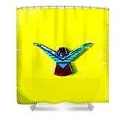 Thunderbird 1958 Shower Curtain