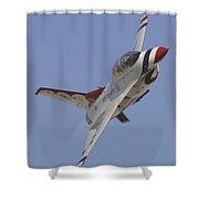 Thunderbird Sneak Pass Shower Curtain