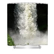 Thundering Water Shower Curtain