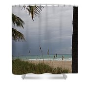 Thunderstorm Sky Shower Curtain