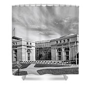 Thurgood Marshall Federal Judiciary Building Shower Curtain