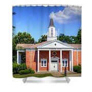 Thurmond Chapel Shower Curtain