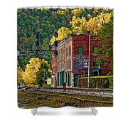 Thurmond Wv Shower Curtain
