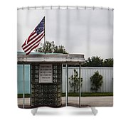 Ticket Prices Shower Curtain