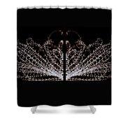 Ticklex2 Shower Curtain