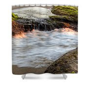 Tidal Pull Shower Curtain