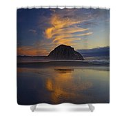 Tide's Out Shower Curtain