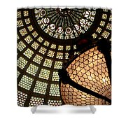 Tiffany Shower Curtain