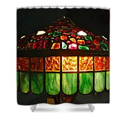 Tiffany Triumph Shower Curtain